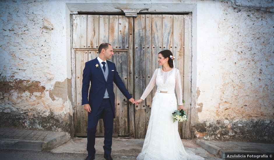 La boda de Ruben y Cecilia en Valdepeñas, Ciudad Real