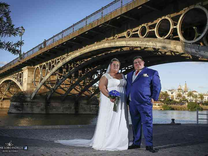 La boda de Cristina  y Juan Ruiz