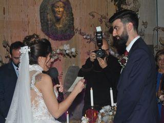 La boda de Carlos y Mariam 2
