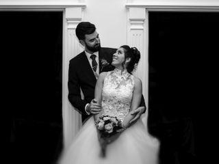 La boda de Carlos y Mariam