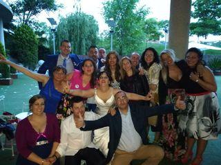 La boda de Azahara  y Tony 3