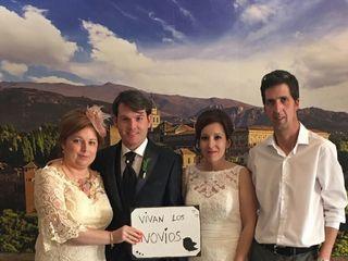 La boda de José David y Gema 2