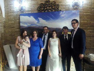 La boda de José David y Gema 3