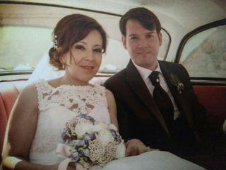 La boda de José David y Gema