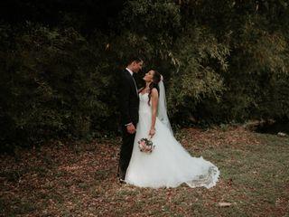 La boda de Sharon y Jeremies