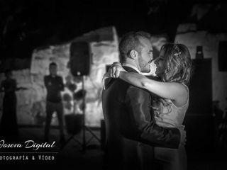 La boda de Jacque y Toni