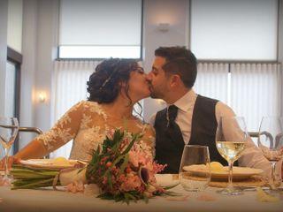La boda de Jonathan y Yoana