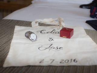 La boda de Celia y Jose 1