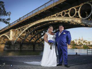 La boda de Cristina  y Juan Ruiz 1