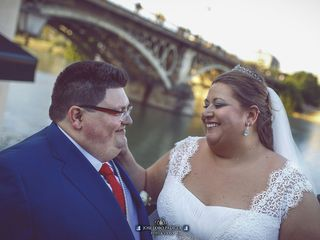 La boda de Cristina  y Juan Ruiz 3