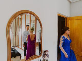 La boda de Larissa y Nazaret 3