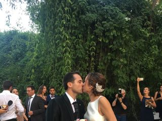 La boda de Tamara y Jordi 1