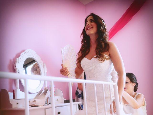 La boda de Fran y Virginia en Plasencia, Cáceres 9
