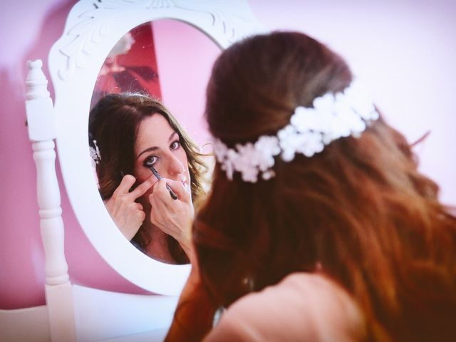 La boda de Fran y Virginia en Plasencia, Cáceres 13