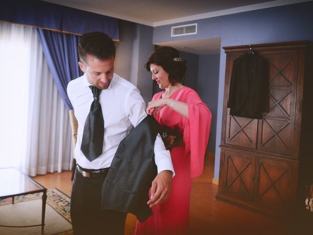 La boda de Fran y Virginia en Plasencia, Cáceres 15