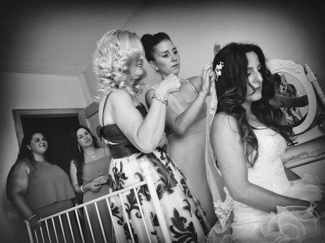 La boda de Fran y Virginia en Plasencia, Cáceres 16