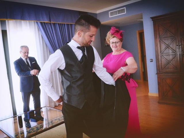 La boda de Fran y Virginia en Plasencia, Cáceres 19