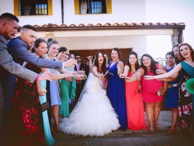 La boda de Fran y Virginia en Plasencia, Cáceres 20