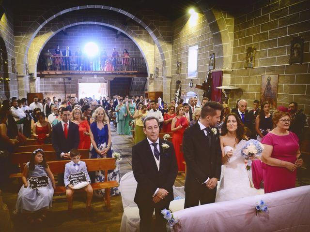 La boda de Fran y Virginia en Plasencia, Cáceres 21