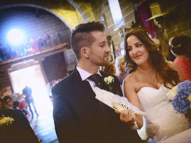 La boda de Fran y Virginia en Plasencia, Cáceres 22