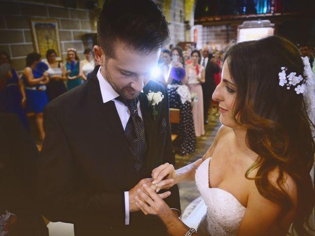 La boda de Fran y Virginia en Plasencia, Cáceres 23