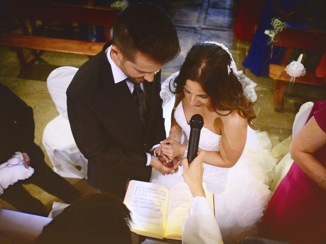 La boda de Fran y Virginia en Plasencia, Cáceres 25