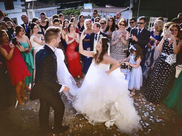 La boda de Fran y Virginia en Plasencia, Cáceres 26