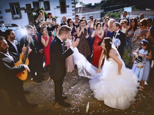 La boda de Fran y Virginia en Plasencia, Cáceres 27