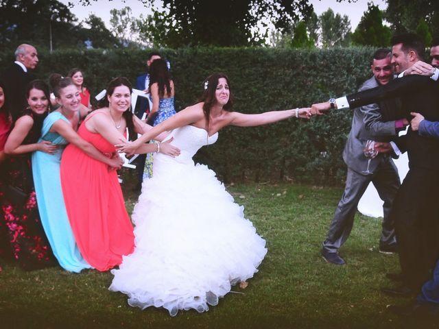 La boda de Fran y Virginia en Plasencia, Cáceres 29