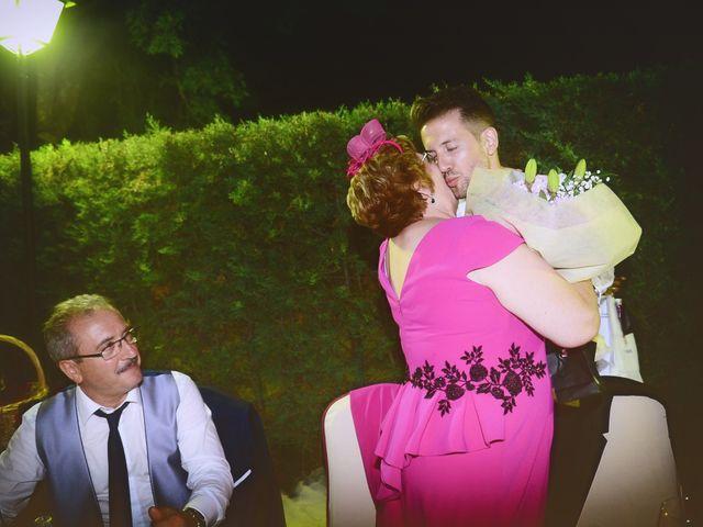 La boda de Fran y Virginia en Plasencia, Cáceres 30