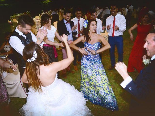 La boda de Fran y Virginia en Plasencia, Cáceres 31