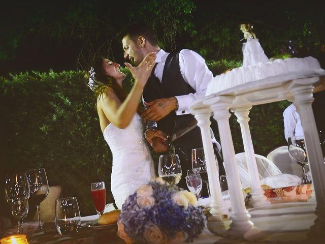 La boda de Fran y Virginia en Plasencia, Cáceres 33