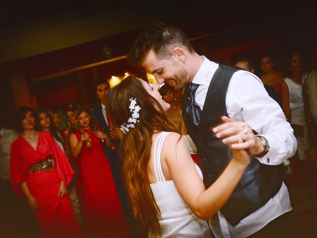 La boda de Fran y Virginia en Plasencia, Cáceres 34