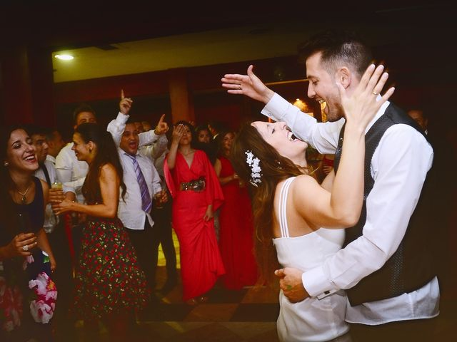 La boda de Fran y Virginia en Plasencia, Cáceres 35