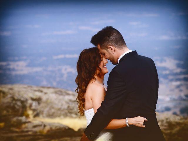 La boda de Fran y Virginia en Plasencia, Cáceres 39