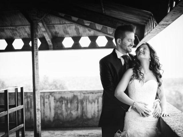La boda de Fran y Virginia en Plasencia, Cáceres 40