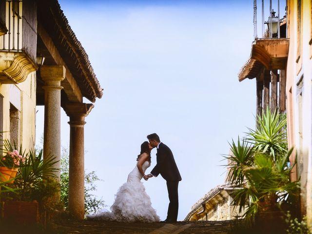 La boda de Fran y Virginia en Plasencia, Cáceres 42