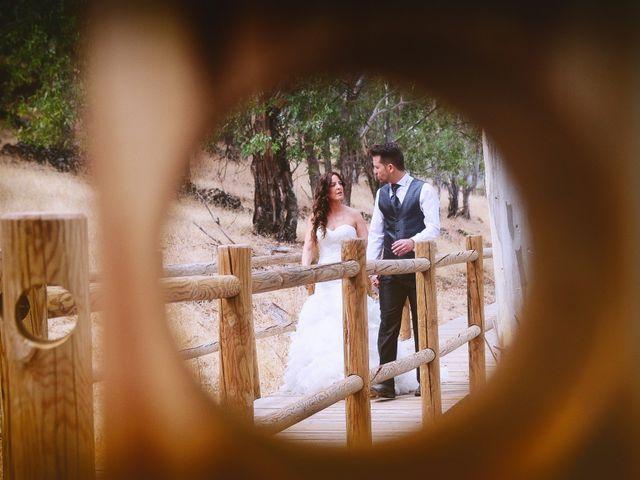 La boda de Fran y Virginia en Plasencia, Cáceres 44