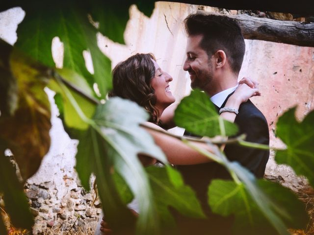 La boda de Fran y Virginia en Plasencia, Cáceres 45