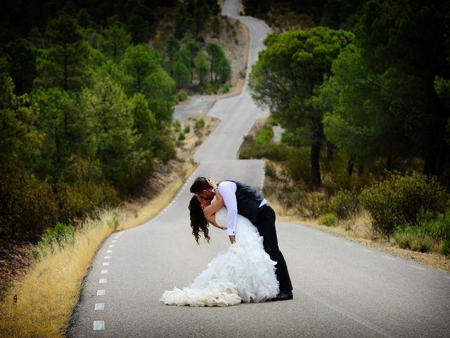 La boda de Fran y Virginia en Plasencia, Cáceres 46