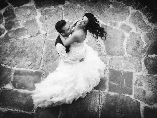 La boda de Fran y Virginia en Plasencia, Cáceres 47