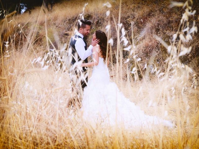 La boda de Fran y Virginia en Plasencia, Cáceres 49