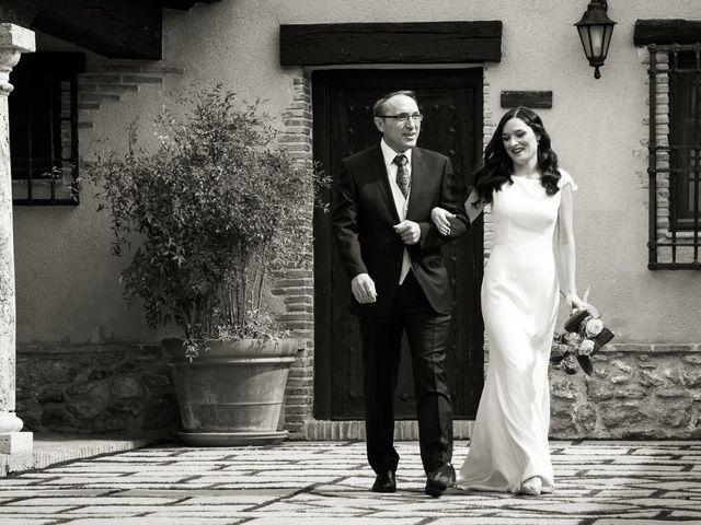 La boda de Jaime y Rocío en Lietor, Albacete 20