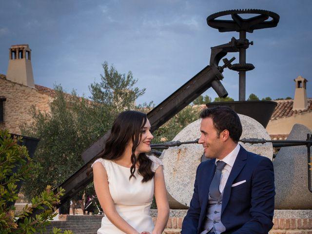 La boda de Jaime y Rocío en Lietor, Albacete 28