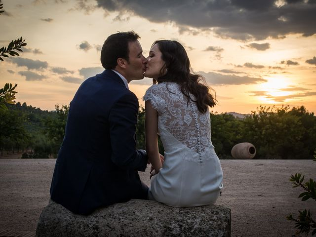 La boda de Rocío y Jaime