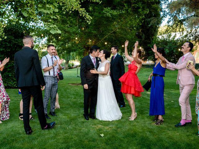 La boda de David y Marina en Zamora, Zamora 22