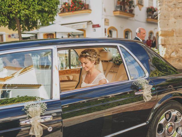 La boda de Enrique y Ana en Marbella, Málaga 34