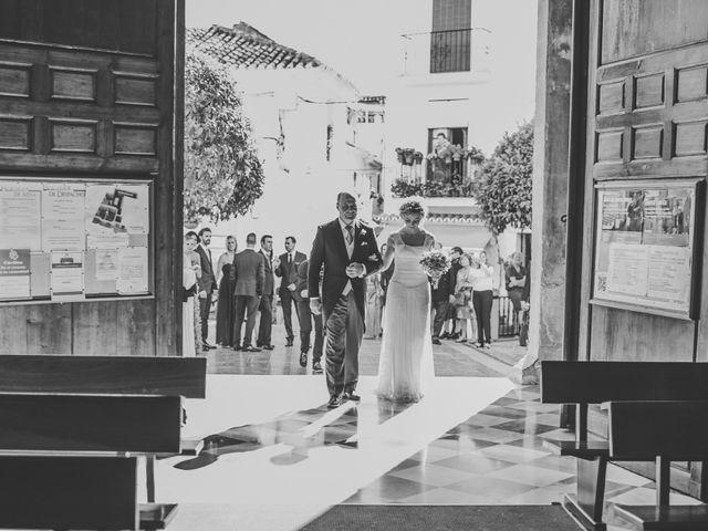 La boda de Enrique y Ana en Marbella, Málaga 35