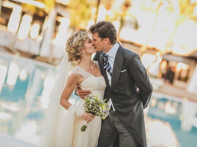 La boda de Enrique y Ana en Marbella, Málaga 1