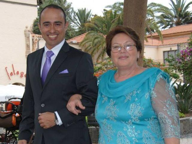 La boda de Marilyn y Angel en Las Palmas De Gran Canaria, Las Palmas 4